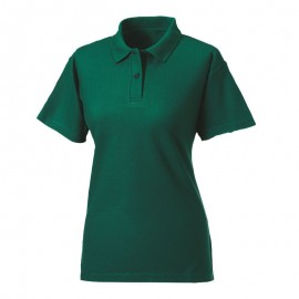 Polo-Shirt Lady -  ohne Motiv