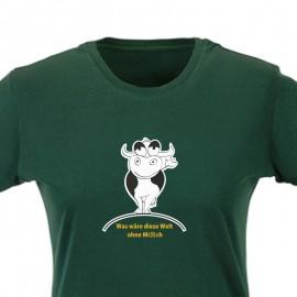 T-Shirt Lady - Motiv 1021