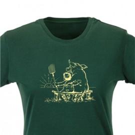 T-Shirt Lady - Motiv 1039