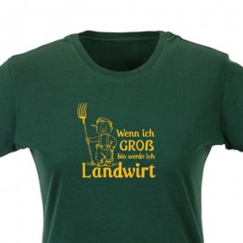T-Shirt Lady - Motiv 1042