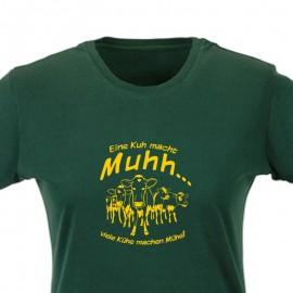 T-Shirt Lady - Motiv 1046