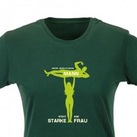 T-Shirt Lady - Motiv 1047