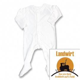 Baby Strampler Langarm - Motiv 1030