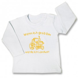 Baby Sweatshirt- Motiv 1020