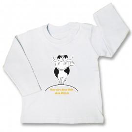 Baby Sweatshirt- Motiv 1021