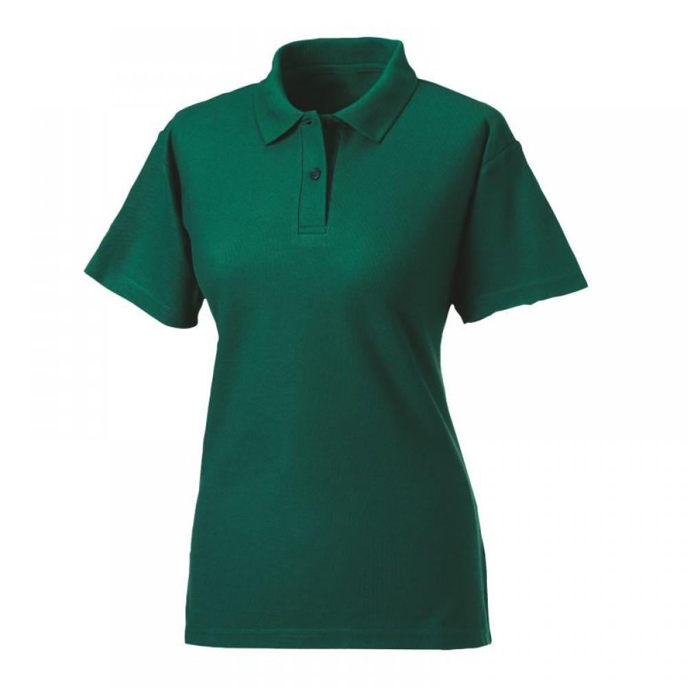 Polo-Shirt Lady -  ohne Motiv