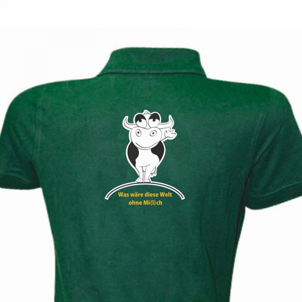 Polo-Shirt Lady - Motiv 1021