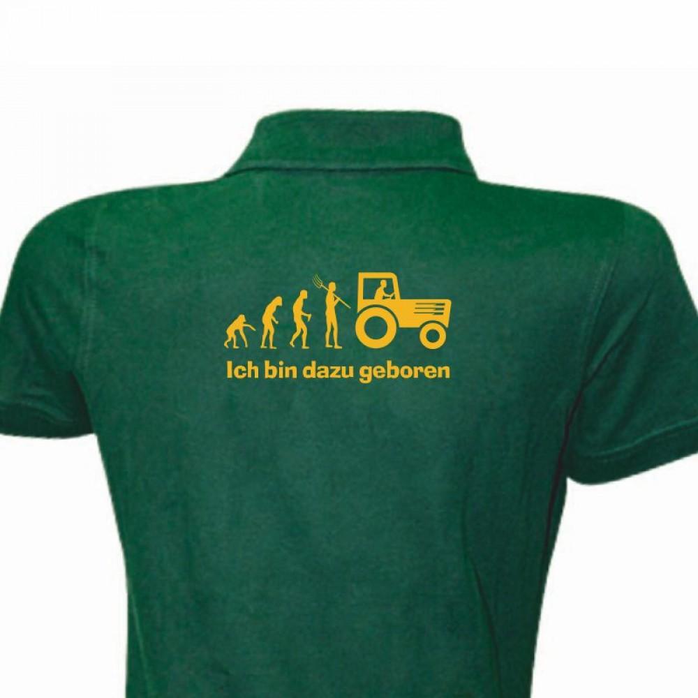 Polo-Shirt Lady - Motiv 1024