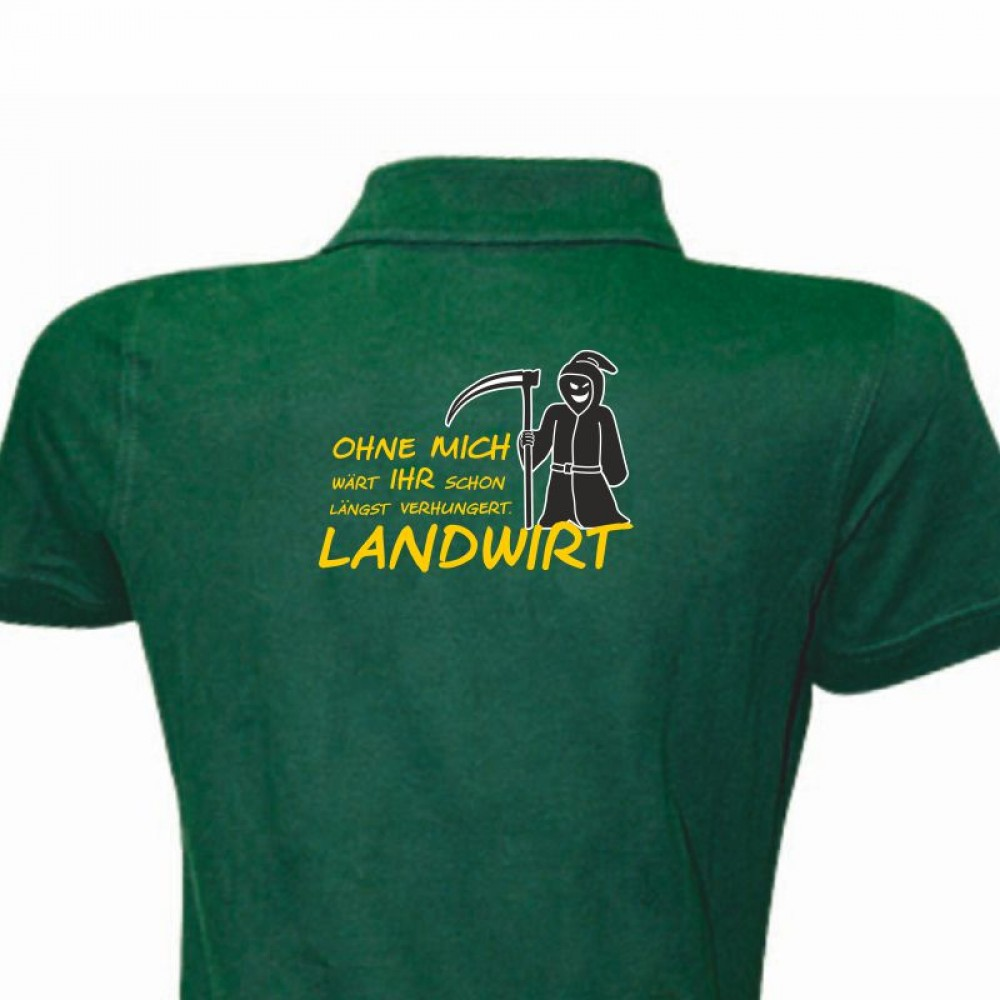 Polo-Shirt Lady - Motiv 1027