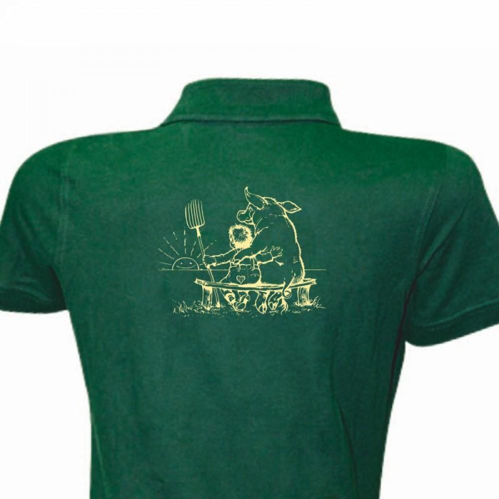 Polo-Shirt Lady - Motiv 1039