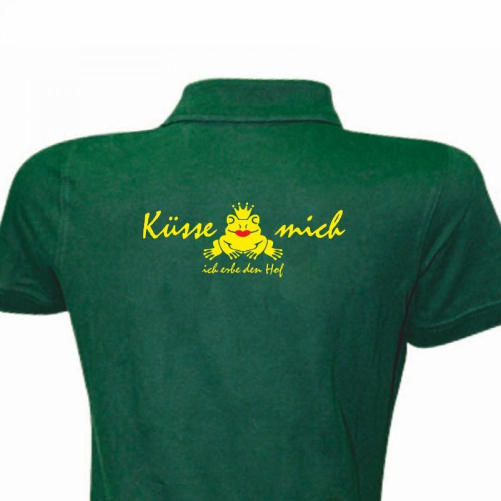 Polo-Shirt Lady - Motiv 1040