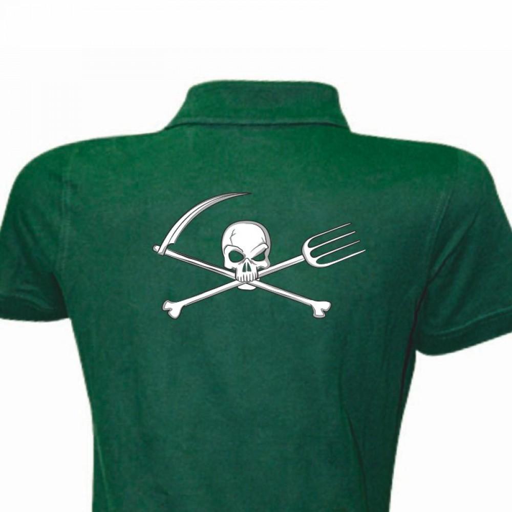 Polo-Shirt Lady - Motiv 1045