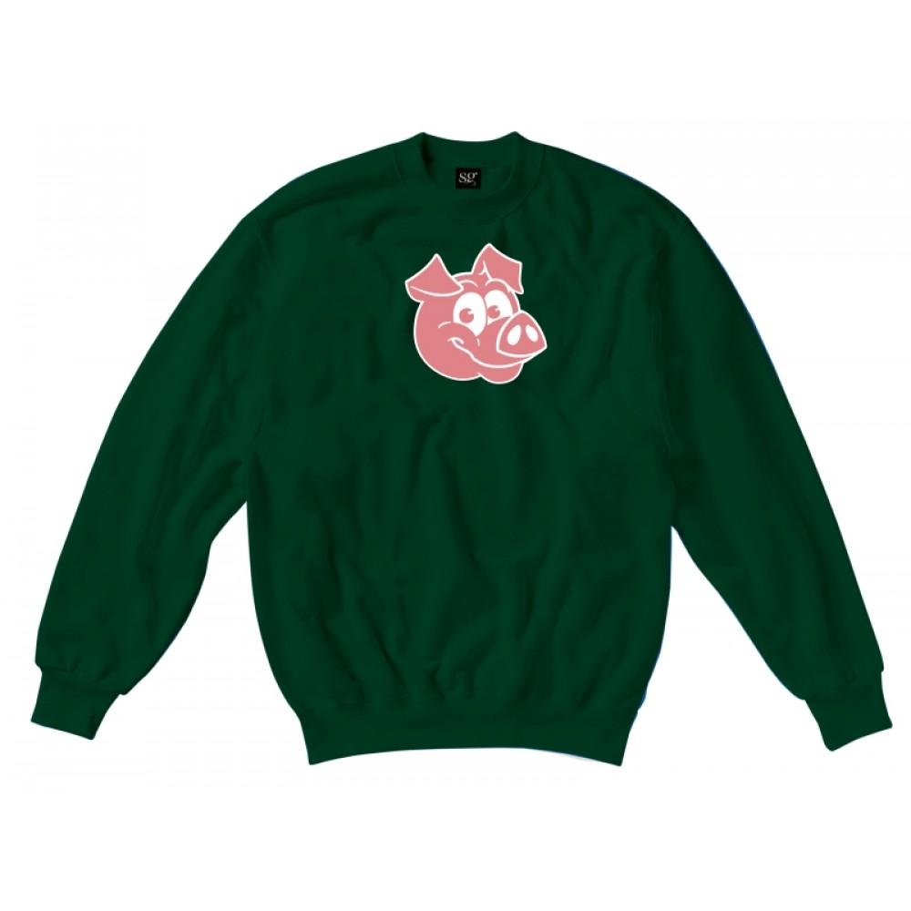 Bildmotiv Schweinekopf