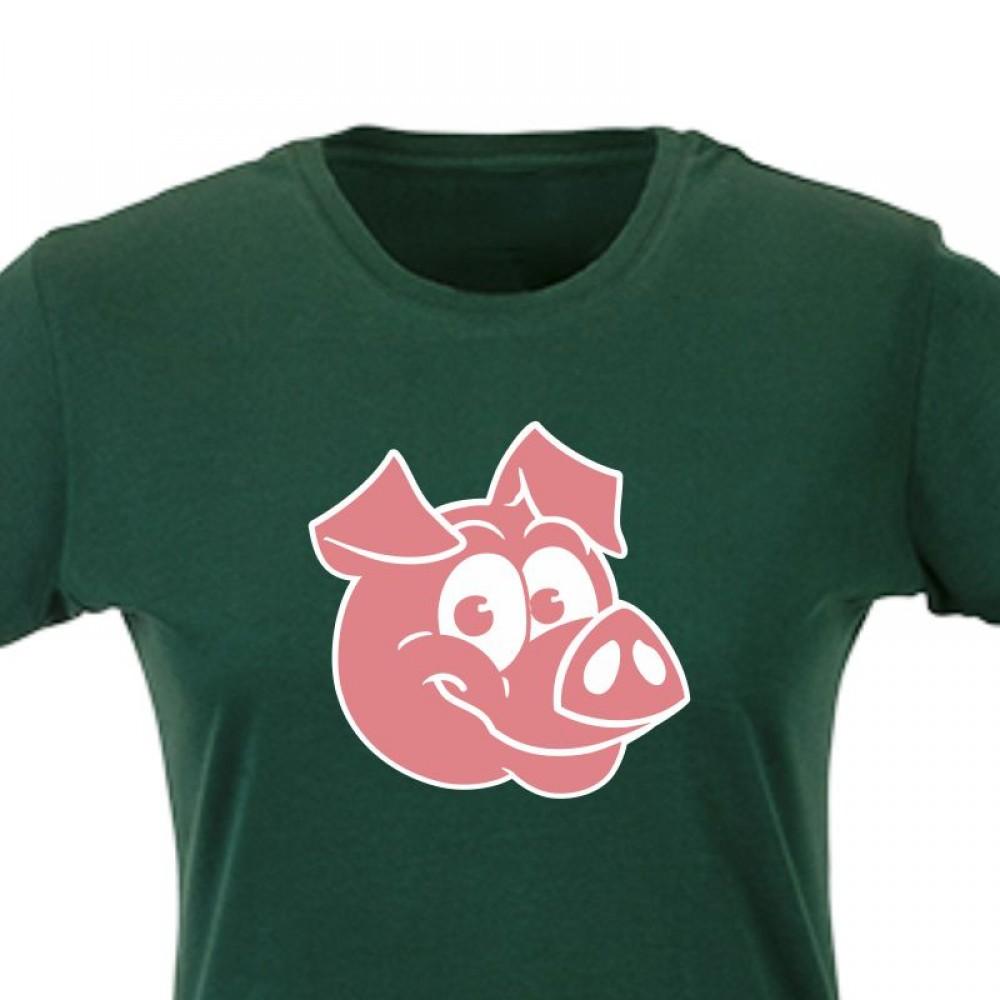 T-Shirt Lady - Motiv 1054