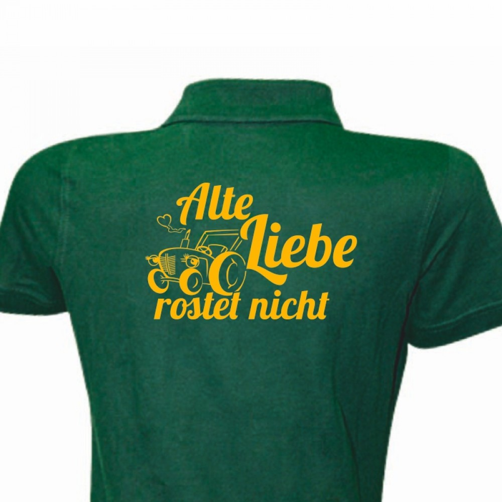 Polo-Shirt Lady - Motiv 1058