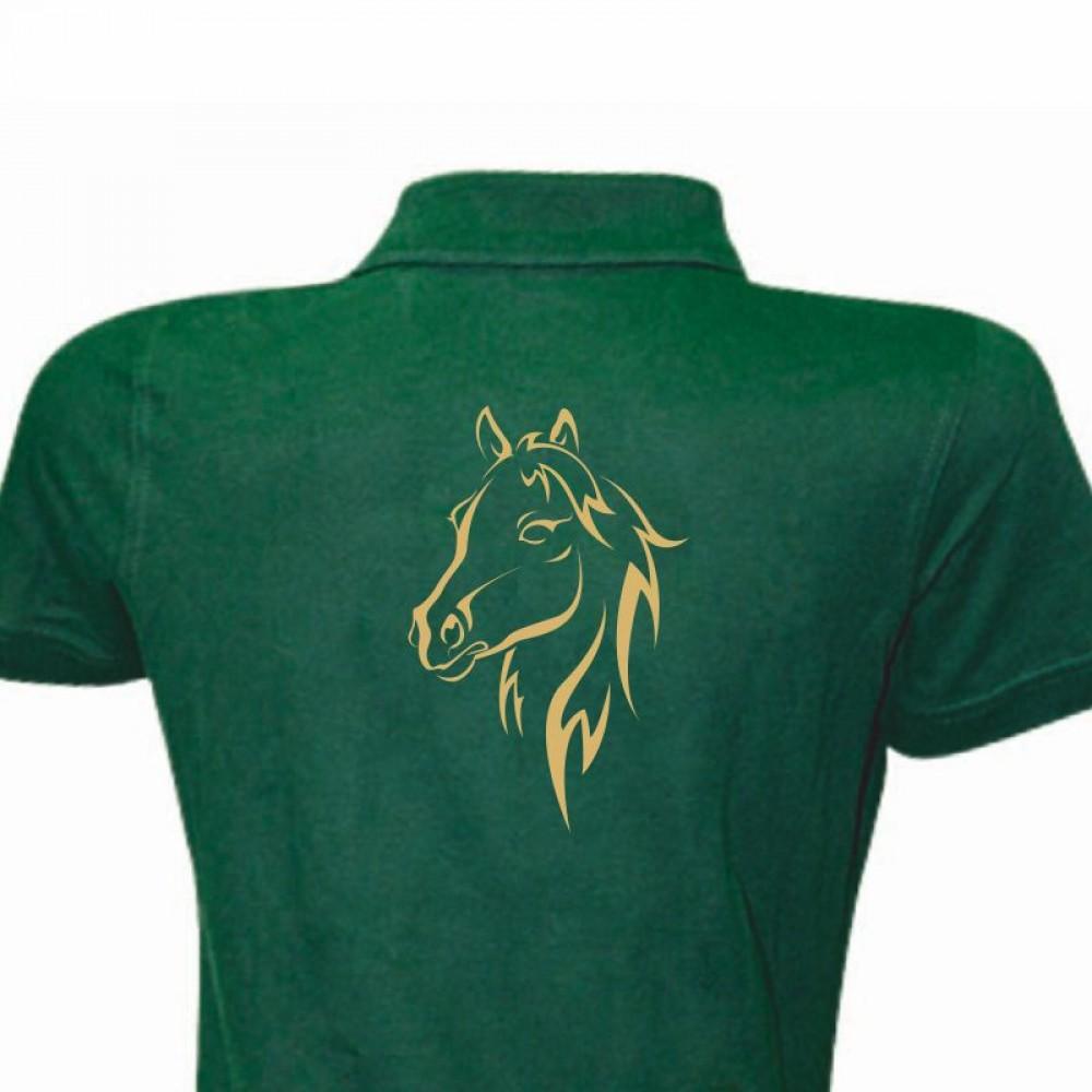 Polo-Shirt Lady - Motiv 3002