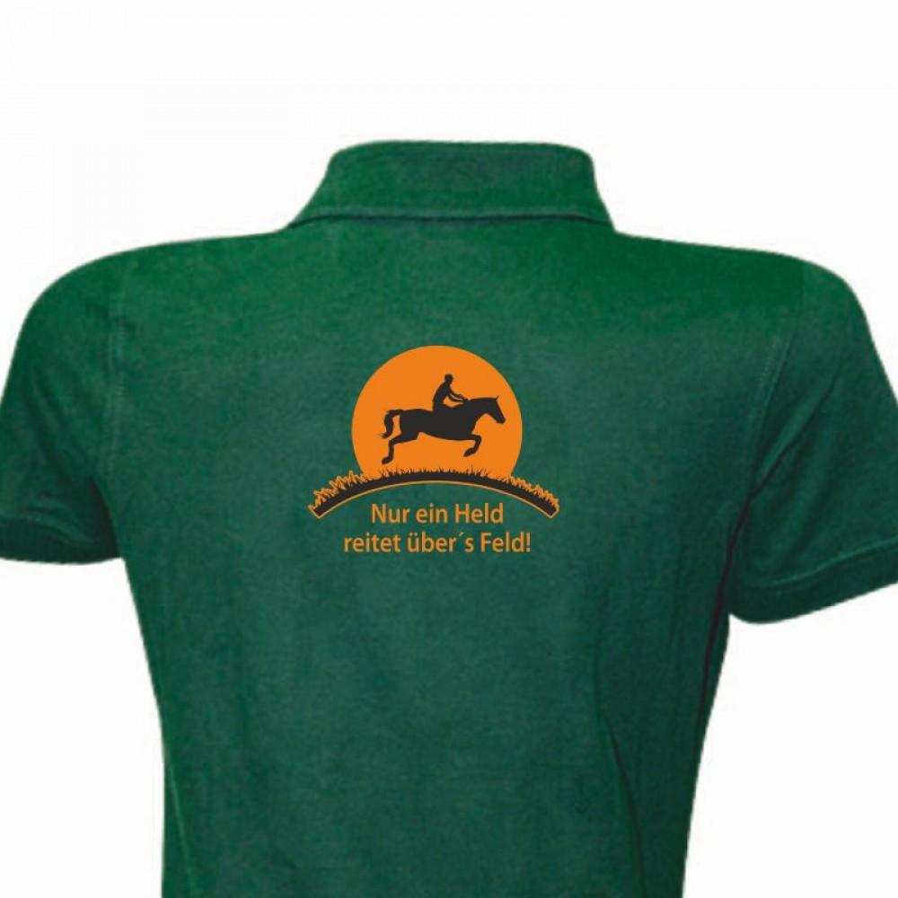 Polo-Shirt Lady - Motiv 3009