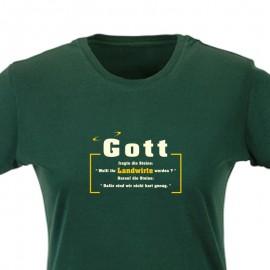 T-Shirt Lady - Motiv 1009