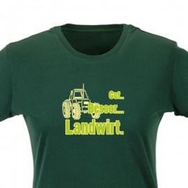 T-Shirt Lady - Motiv 1018