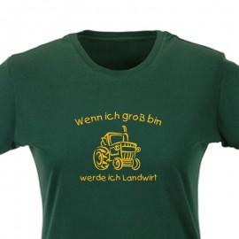 T-Shirt Lady - Motiv 1020