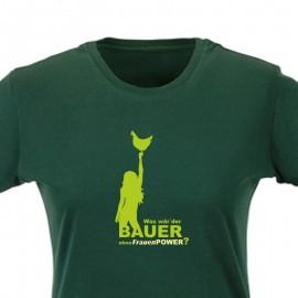 T-Shirt Lady - Motiv 1022