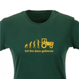 T-Shirt Lady - Motiv 1024