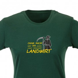 T-Shirt Lady - Motiv 1027
