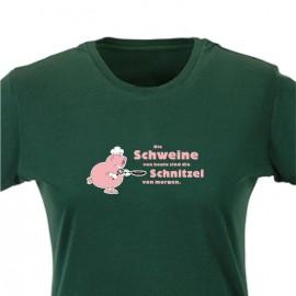 T-Shirt Lady - Motiv 1028