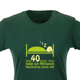 T-Shirt Lady - Motiv 1032