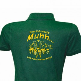Polo-Shirt Lady - Motiv 1046