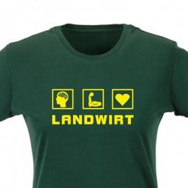 T-Shirt Lady - Motiv 1051
