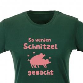 T-Shirt Lady - Motiv 1053