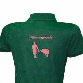 Polo-Shirt Lady - Motiv 1055