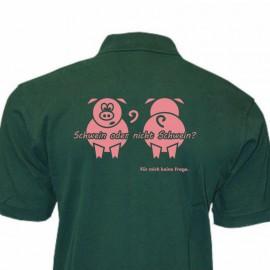 Polo-Shirt - Motiv 1056