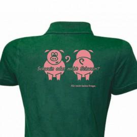 Polo-Shirt Lady - Motiv 1056