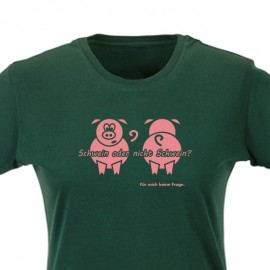 T-Shirt Lady - Motiv 1056