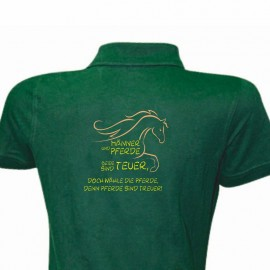 Polo-Shirt Lady - Motiv 3001