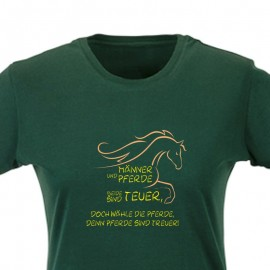 T-Shirt Lady - Motiv 3001