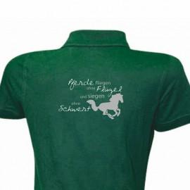 Polo-Shirt Lady - Motiv 3003