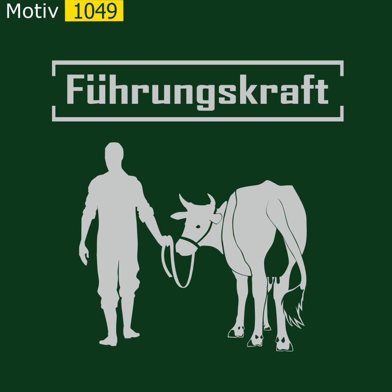 Motiv 1049 - Führungskraft Kuh