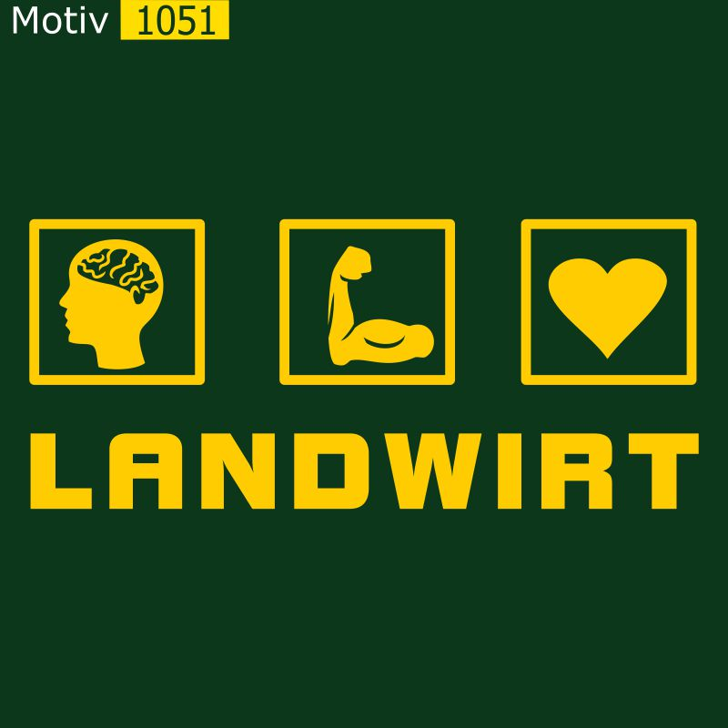 Motiv 1051 - Hirn-Arm-Herz